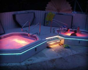 Hot Tub, Sauna, and Pools